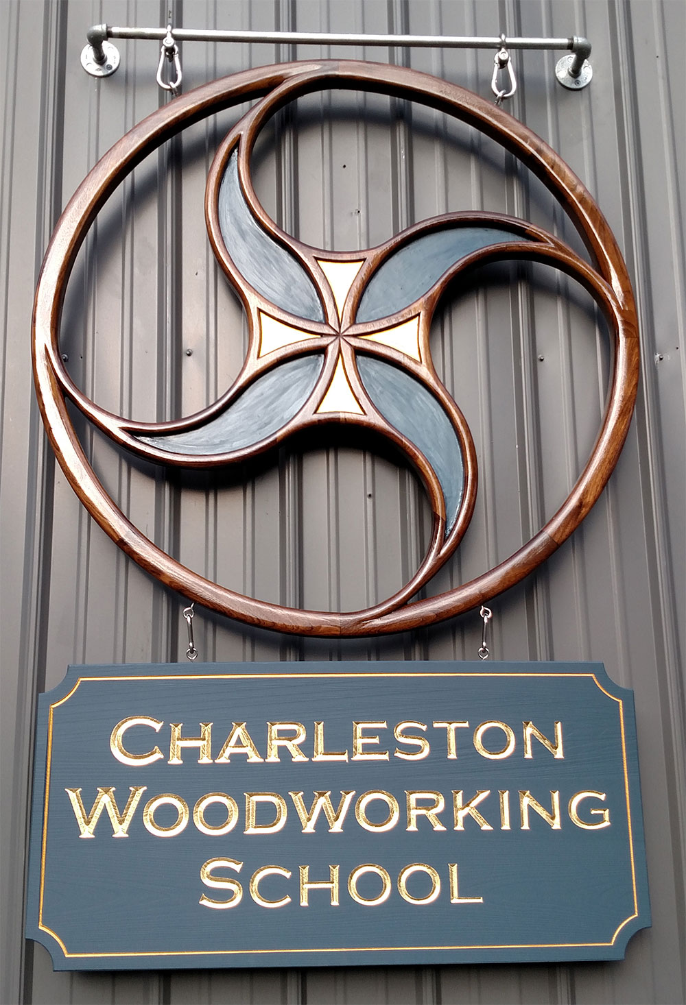 Charleston Woodworking School About