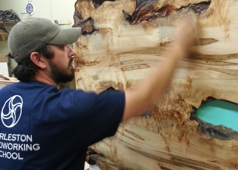 charleston woodworking school |